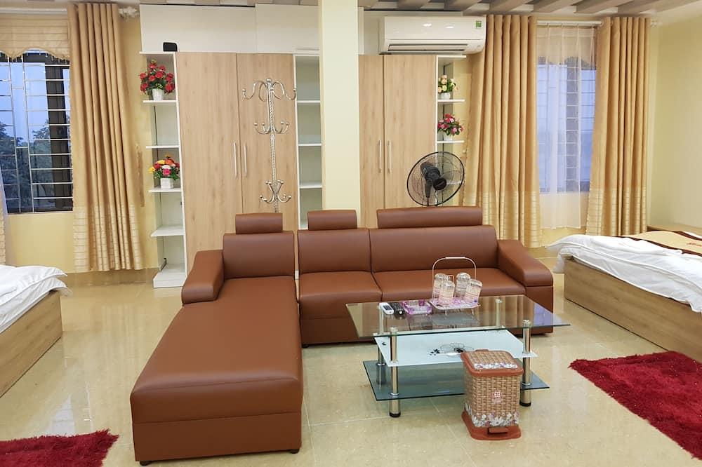 Phòng Premier, 3 phòng ngủ - Khu phòng khách