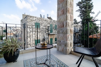Bild vom Biazi Hotel in Jerusalem