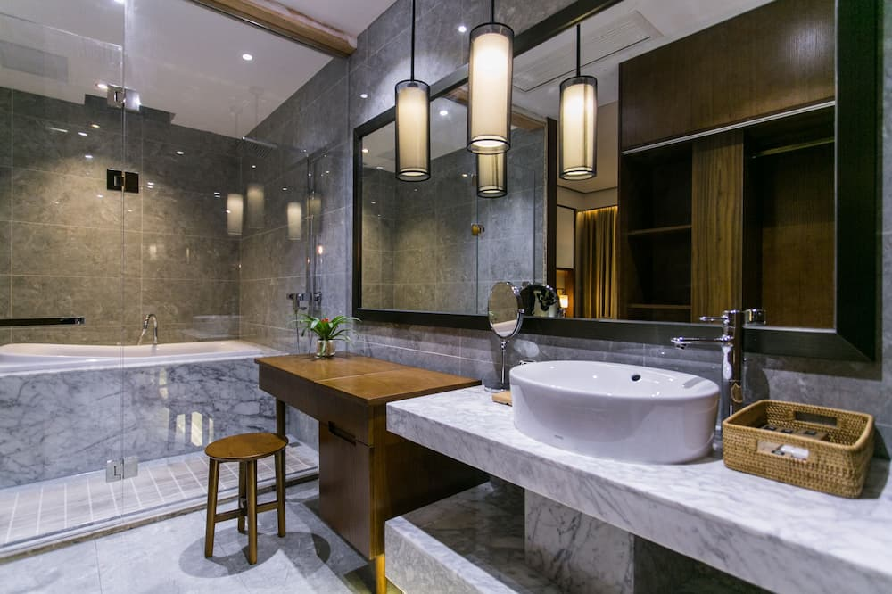 Suite - Badezimmer