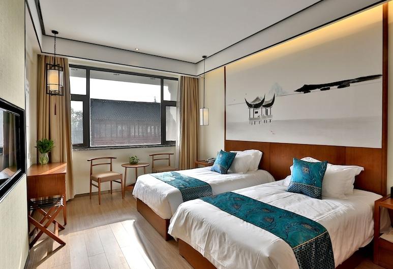 Wuzhen Xizha Xiziwan Hotel, Huzhou, Standard Δίκλινο Δωμάτιο (Twin), Δωμάτιο επισκεπτών