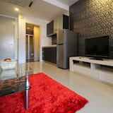 Classic Apartment, 1 Double Bed - Living Room