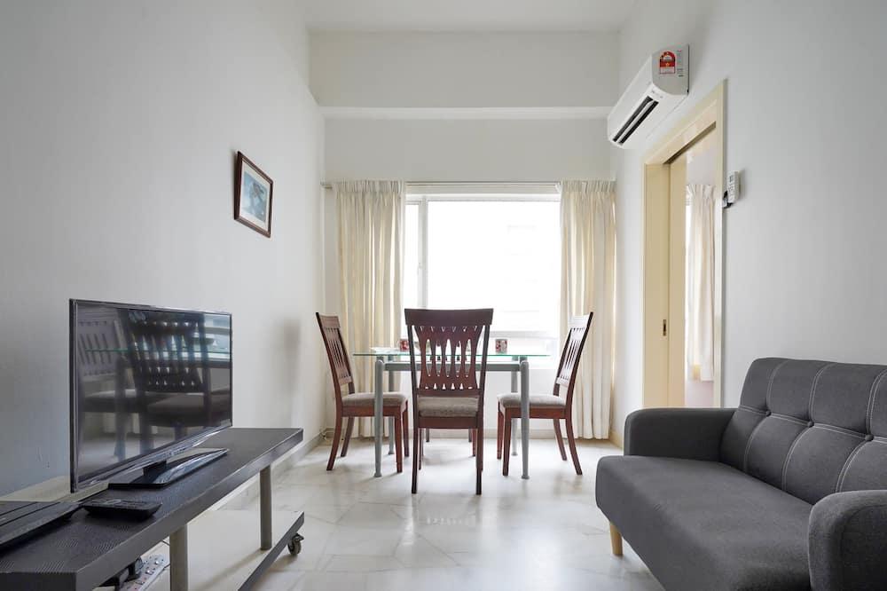 Appartement Classique, 2 grands lits - Chambre
