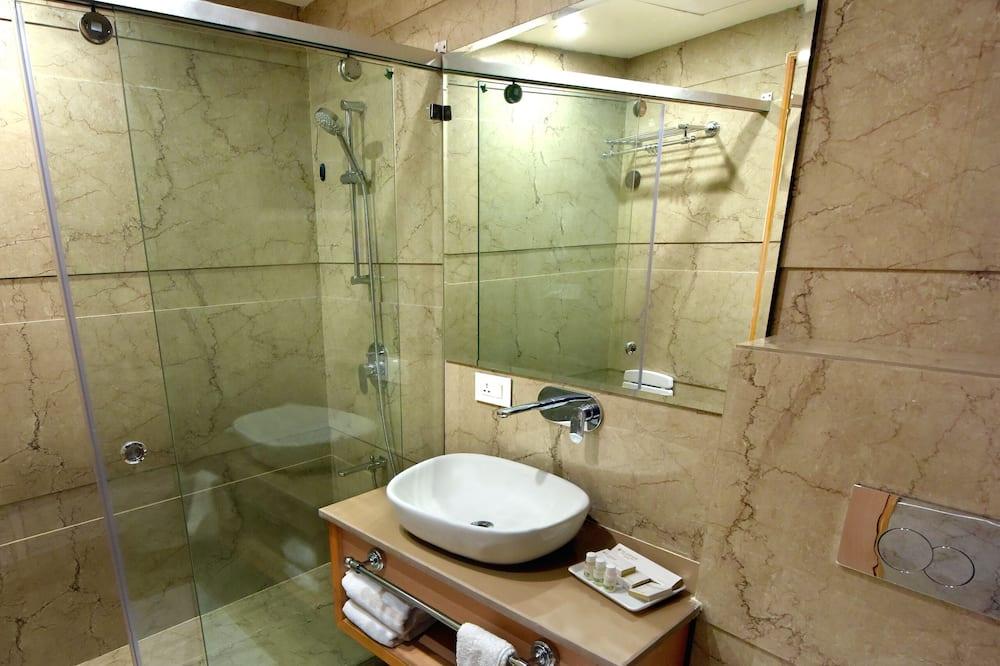 家庭客房, 城市景 - 浴室