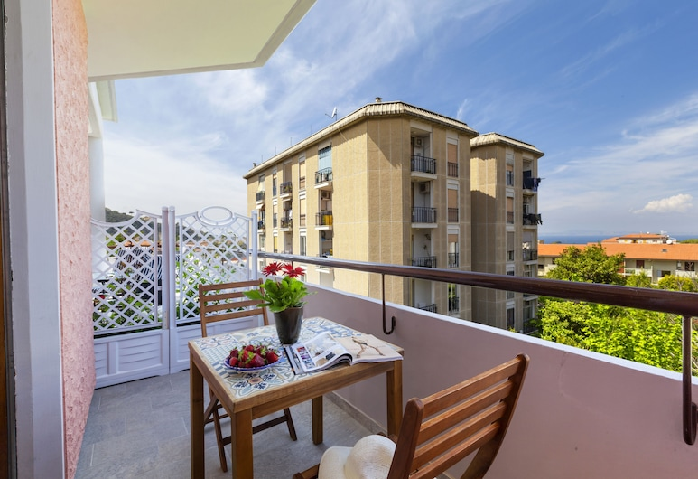 Maison Iolanda, Sant'Agnello, Deluxe Apartment, 1 Bedroom, Terrace, Terrace/Patio