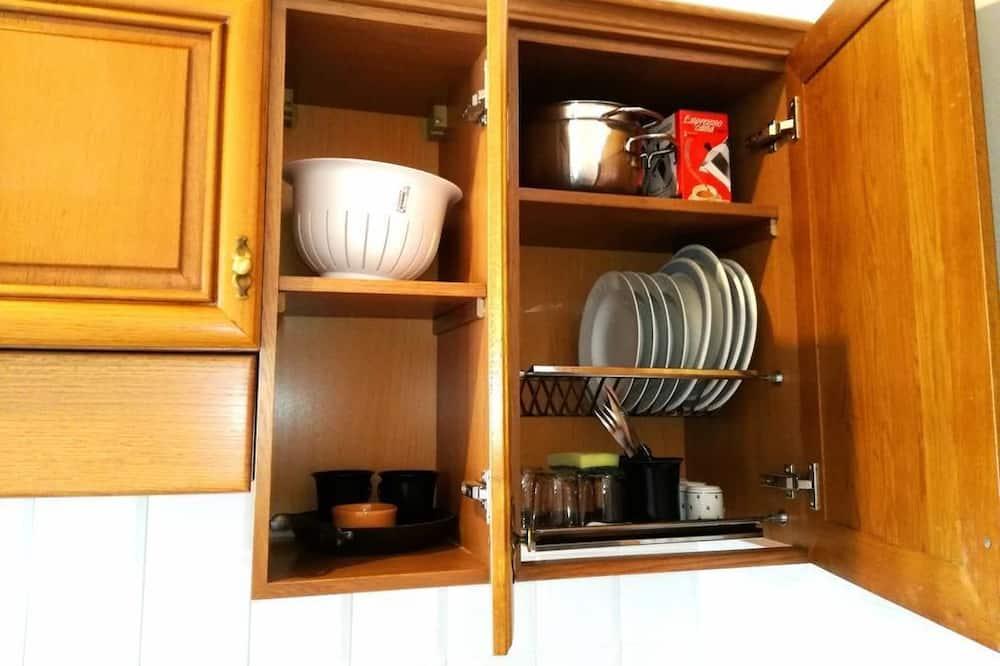 Apartmán typu Comfort - Soukromá kuchyně