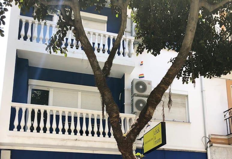 Click & Room, Torremolinos, Hotel Front