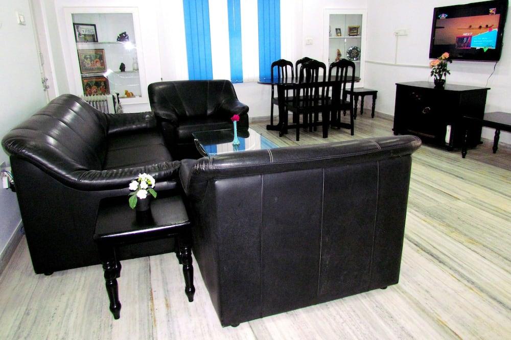 Family Apartment, 2 Bedrooms, Accessible, Ground Floor - Bilik Rehat