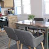 Comfort lakosztály, kilátással a hegyre - Étkezés a szobában