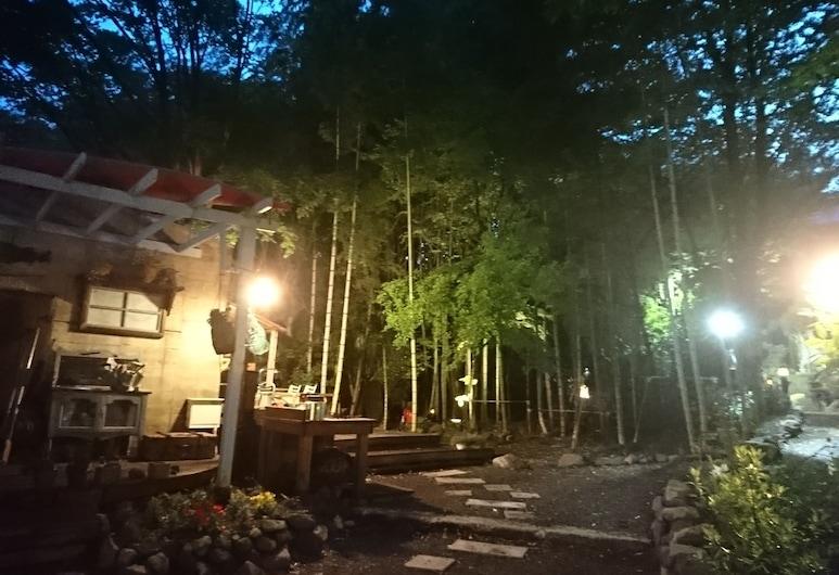 Hakone Morinoyado, Hakone, Courtyard