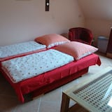 公寓, 1 間臥室 (Heuboden) - 客廳