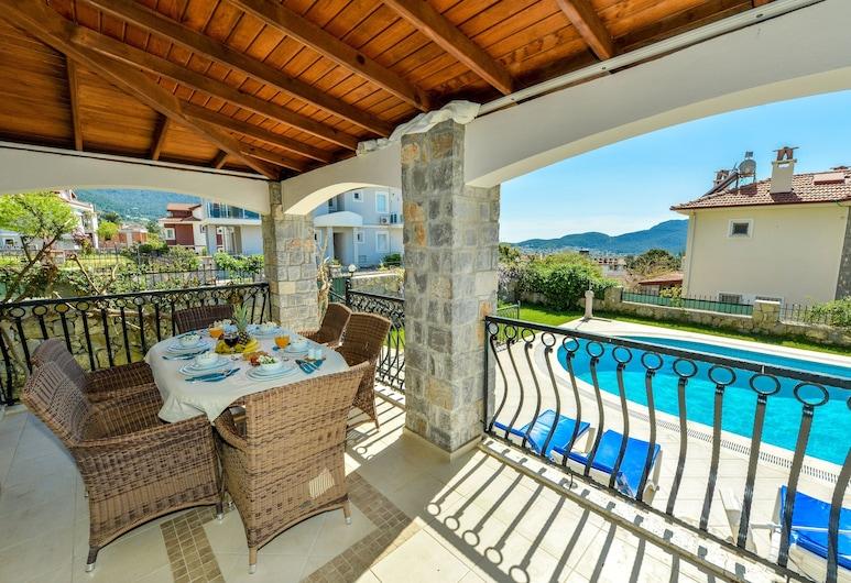 Villa Oriana, Fethiye, Villa, 5 Yatak Odası, Teras/Veranda
