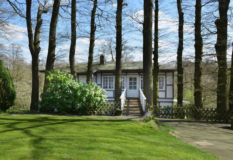 Hotel Haus am Walde, Bad Fallingbostel, Trädgård