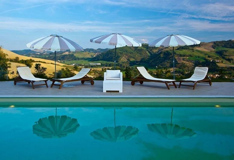 Calfattore, Belforte all'Isauro, Outdoor Pool