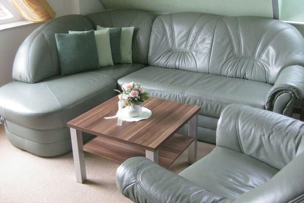 Apartment (Kleine Ferienwohnung) - Living Area