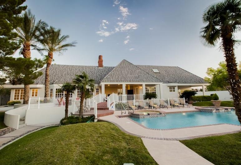 Villa Carota, Las Vegas, Medence