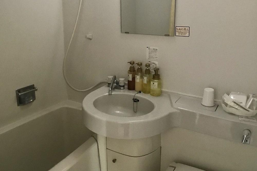 スタンダード シングルルーム 喫煙可 - バスルーム