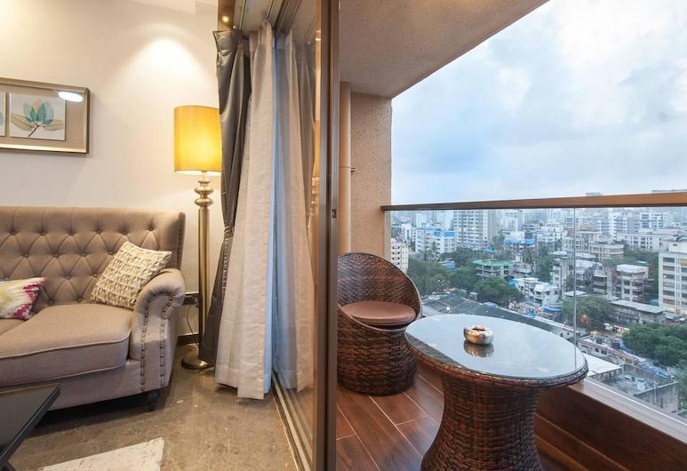 Orbit Home, Mumbai, Exclusive Apartment, 3 Bedrooms, Balcony, Balcony View