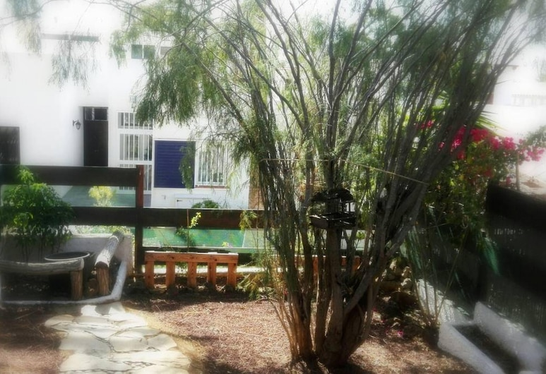 House With 2 Bedrooms in Arona, With Enclosed Garden - 500 m From the Beach, Arona, Tuin