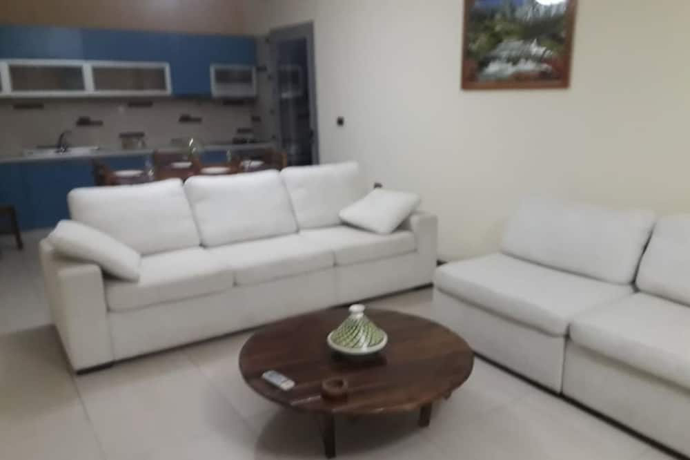 Apartment, Multiple Beds - Living Area