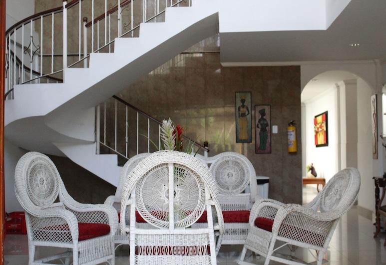 Hotel Palma Real, Cartagena, Rezeption