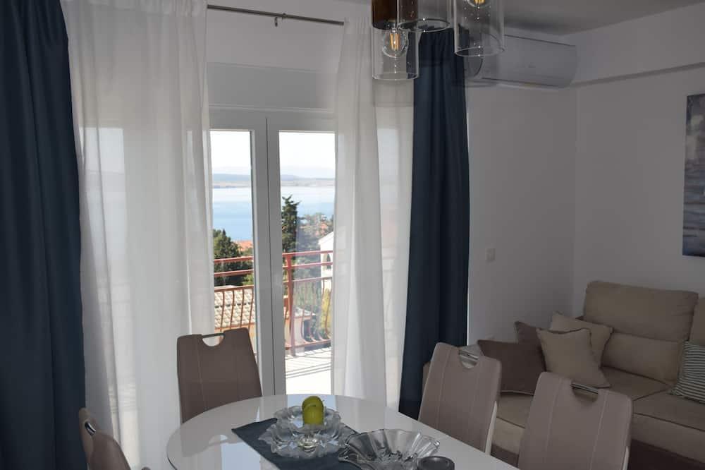 Apartment, Sea View (Jakov) - Ruang Tamu