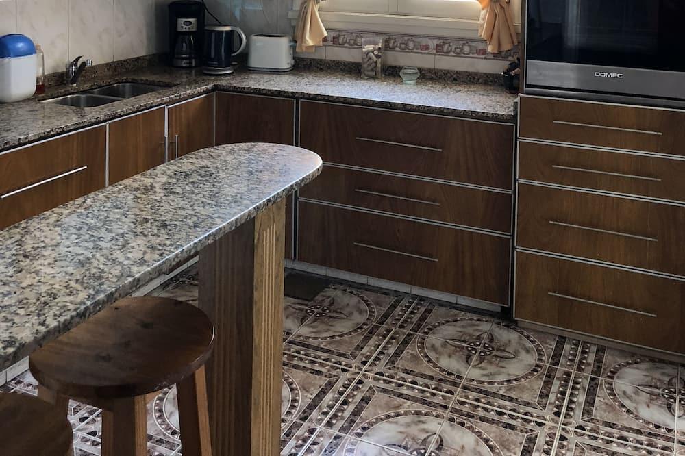 Habitación estándar doble - Cocina compartida