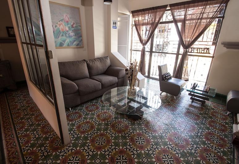 Casa de Juan Hostal - Hostel, Xalapa, Sala de estar