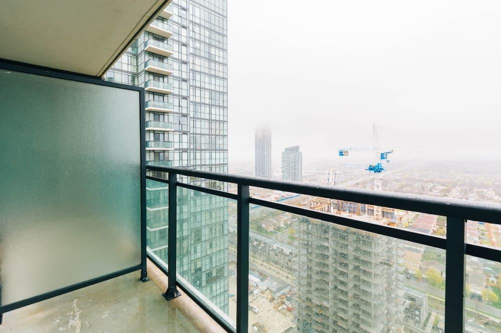 Soukromý byt typu Deluxe - Balkón