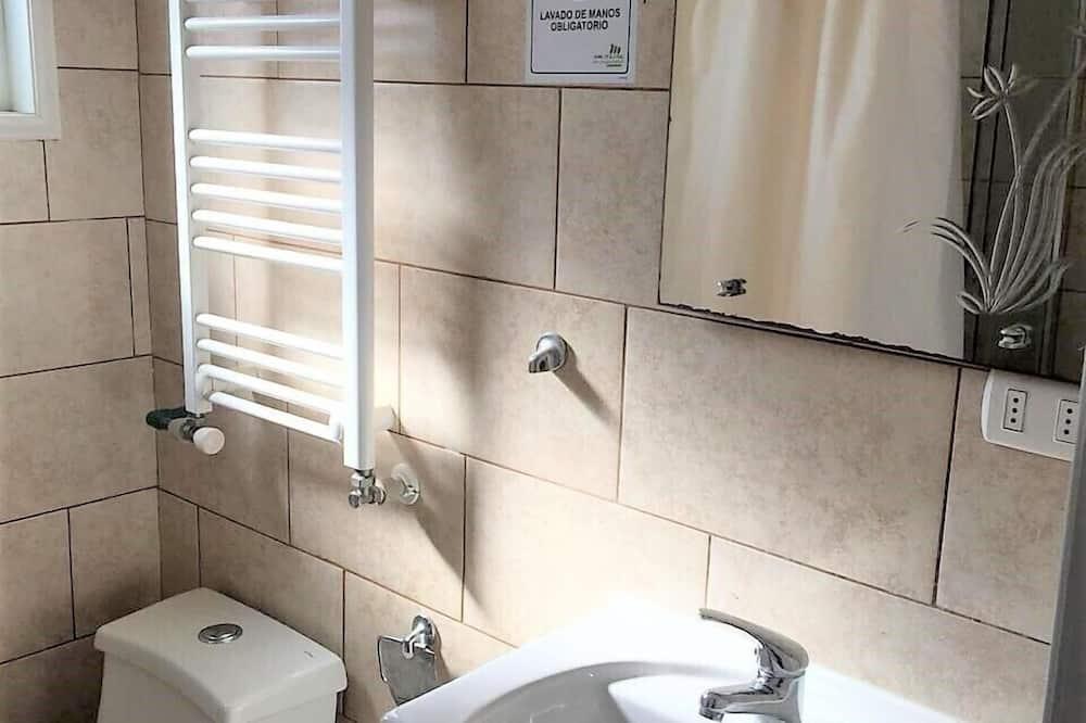 Habitación, 1 cama King size (#4) - Baño
