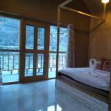 Izba - Výhľad na vodnú plochu
