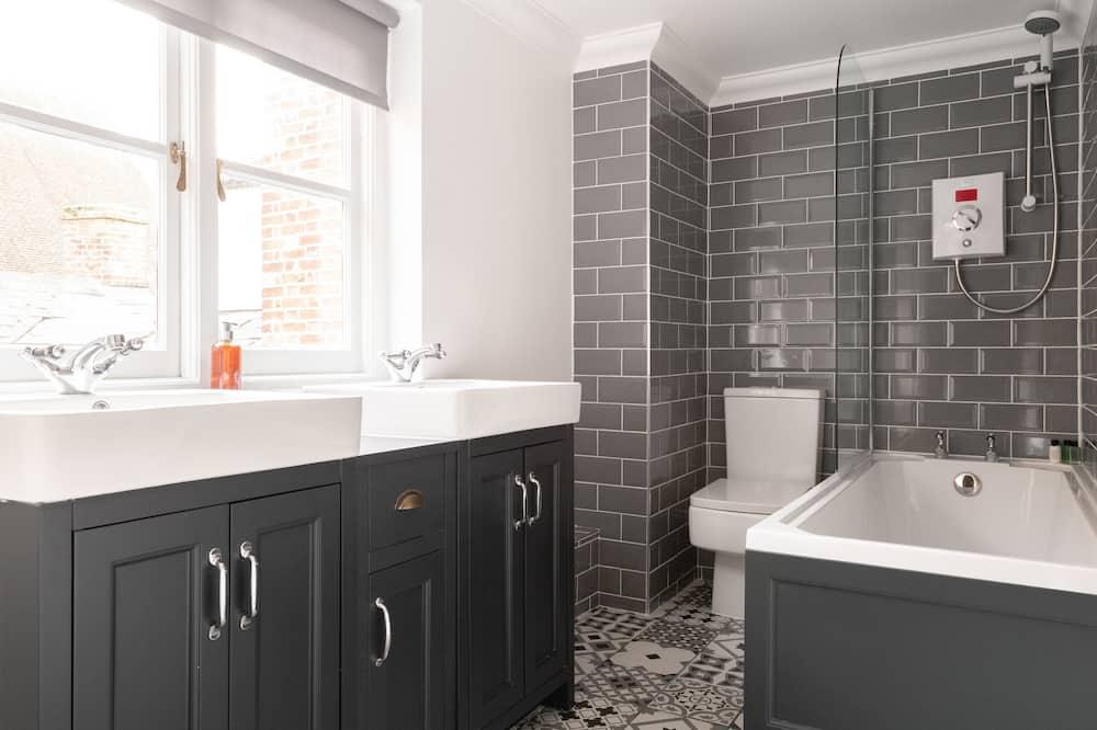 อพาร์ทเมนท์ (2 Bedrooms) - ห้องน้ำ