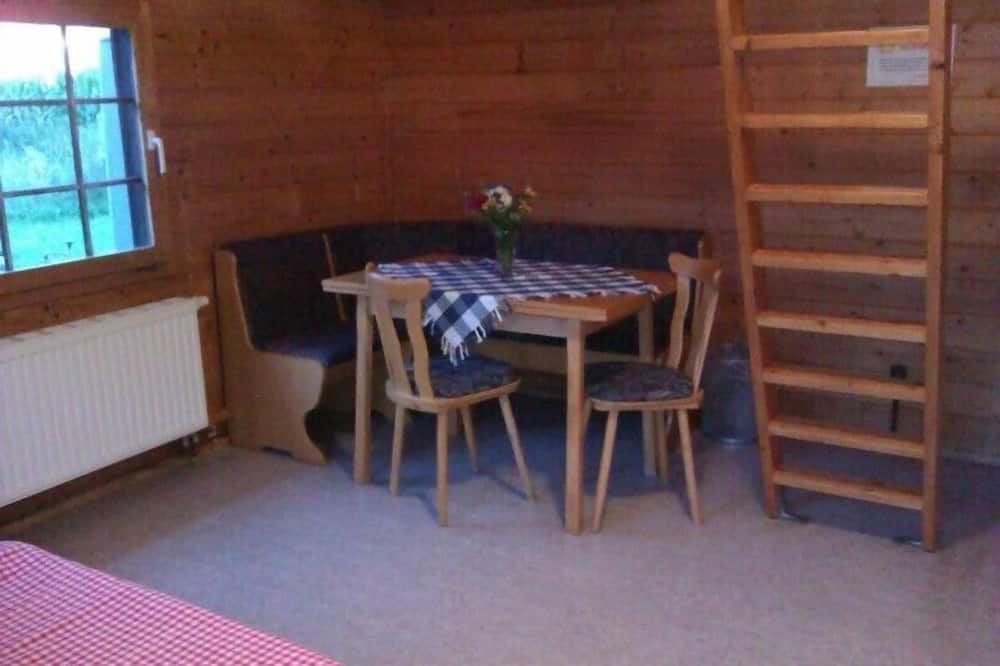 Kuća (Holzblockhuette) - Dnevni boravak