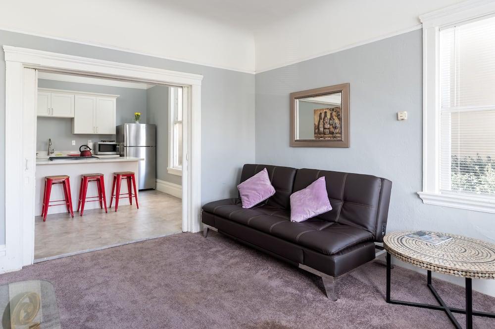 Dzīvokļnumurs - Dzīvojamā zona