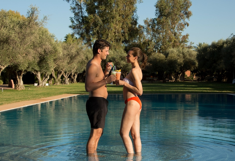 Oasis Lodges, Marrakech, Outdoor Pool