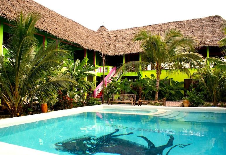 Simba Garden Lodge - Hostel , Paje, Välisilme