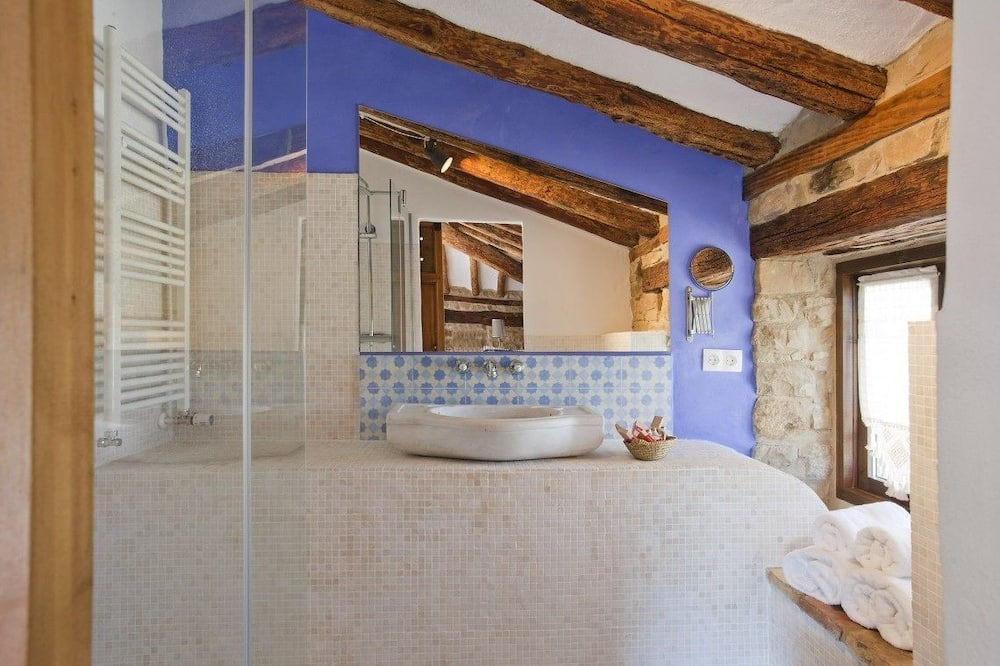 標準雙床房 (La Herbolera) - 浴室