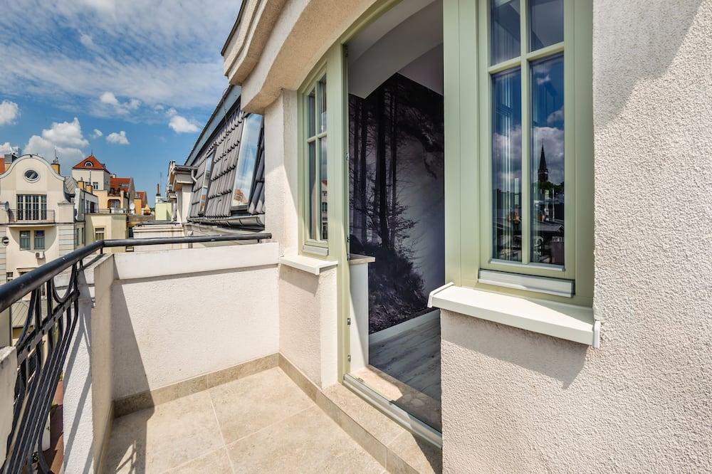 Apartment (Monte Cassino 40/13) - Balcony