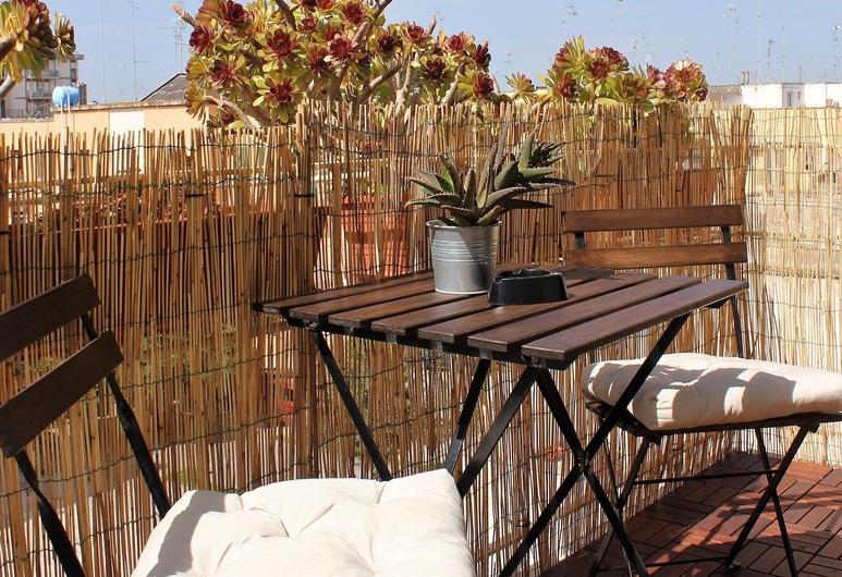Salecce B&B, Lecce, Junior Suite, 1 Queen Bed, Balcony, City View, Balcony View