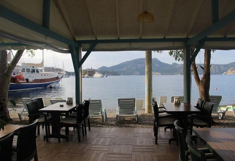 Moka Butik Hotel, Marmaris, Plaj