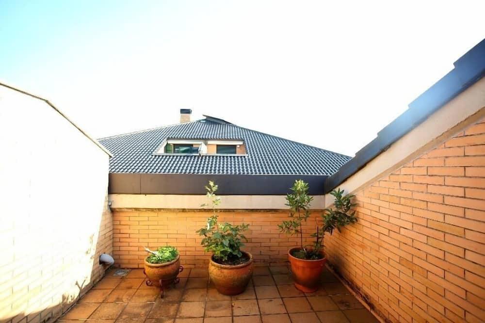 Dúplex, 3 habitaciones - Terraza o patio