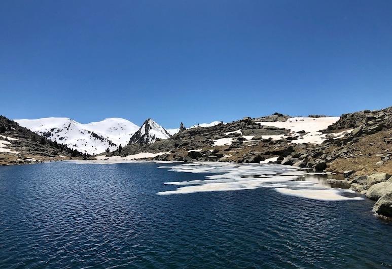 Alberg Taüll, La Vall de Boi, Vista montagna
