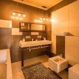 Deluxe-suite - balkon - Badeværelse