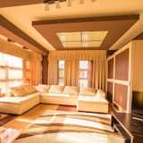 Deluxe-suite - balkon - Værelse