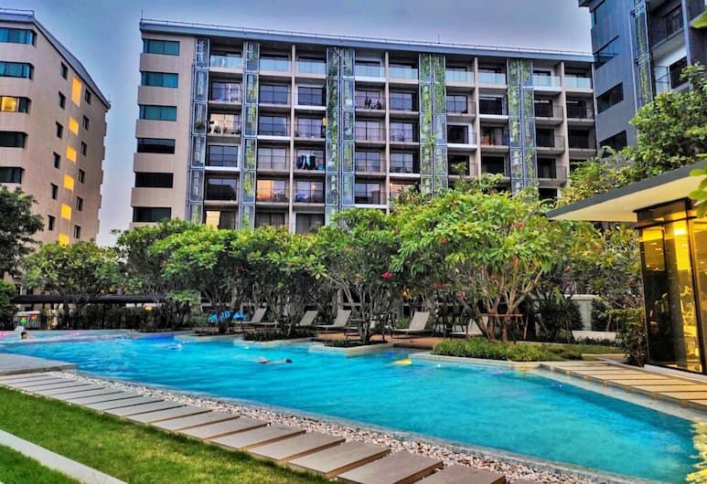 호텔 블러섬 사토른, 방콕