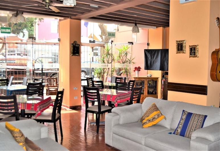 米拉佛洛雷斯温馨公寓酒店, 利马