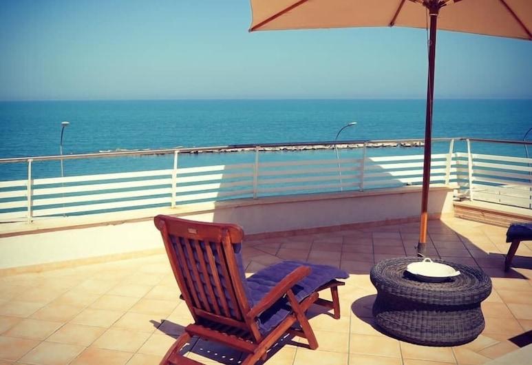Villa Marlu, Bisceglie, Willa rodzinna, 3 sypialnie, kuchnia, widok na morze, Taras/patio