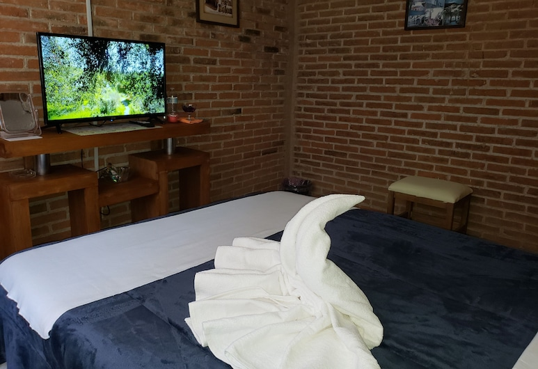 إل بورتال دي بيلين, تلال بوخاوا, غرفة بتجهيزات أساسية, غرفة نزلاء
