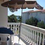 Apart Daire, Deniz Manzaralı - Balkon
