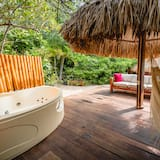Classic-Bungalow - Privater Whirlpool