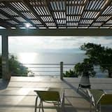 Deluxe kućica, 2 spavaće sobe, pogled na ocean - Pogled na plažu/ocean